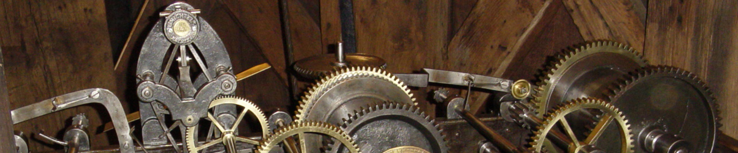 Campa, Bell installations - Monumental clocks - Carillons, Antique Tower Clock Equipment