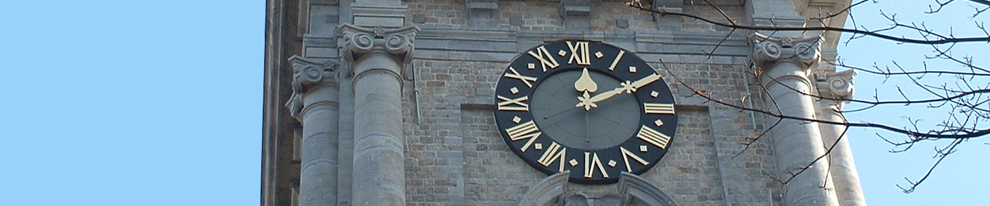 Campa, Bell installations - Monumental clocks - Carillons, Monumental clocks
