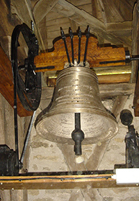 Campa, Bell installations - Monumental clocks - Carillons, Bell equipment and mechanics