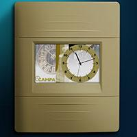 Campa, Bell installations - Monumental clocks - Carillons, Electronic master clocks
