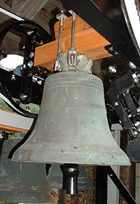 Campa, Bell installations - Monumental clocks - Carillons, Bell equipment
