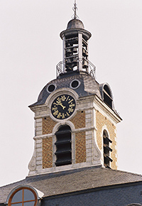 Campa, Bell installations - Monumental clocks - Carillons, Hand played carillons